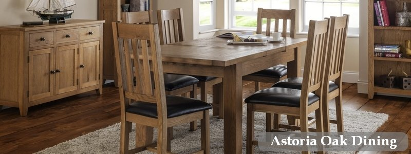 Astoria oak furniture
