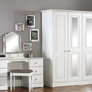 Kingstown Nicole bedroom furniture range