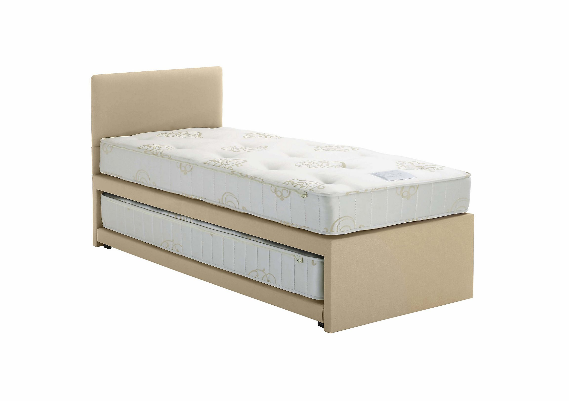 Hypnos Trio Guest Bed Free Pillows Free Delivery