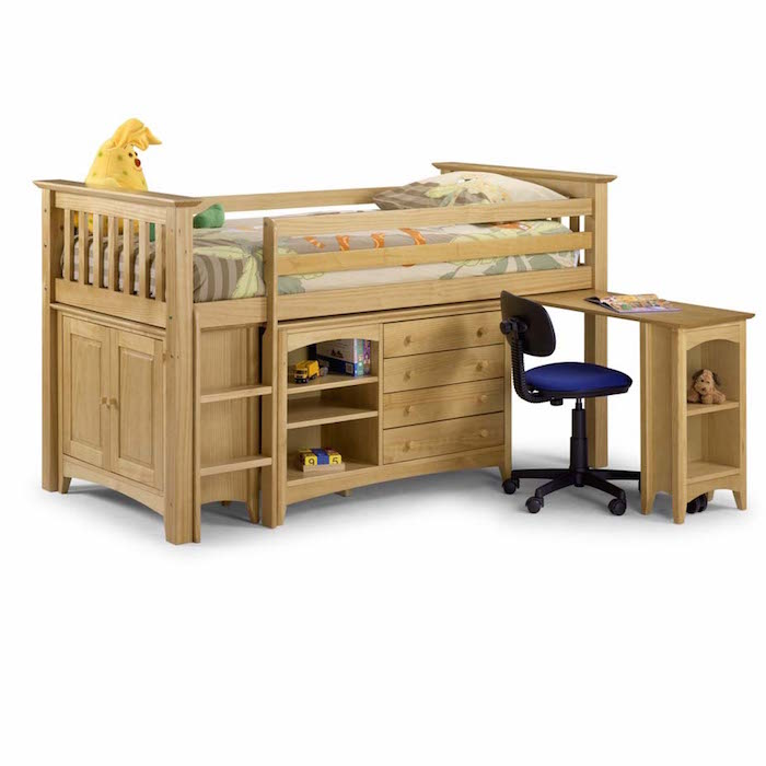 Julian Bowen Barcelona sleepstation in pine