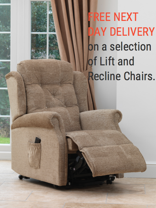 lift and recline chair prmotion