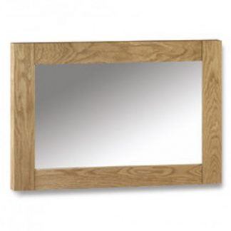 Julian Bowen Marlborough wall mirror