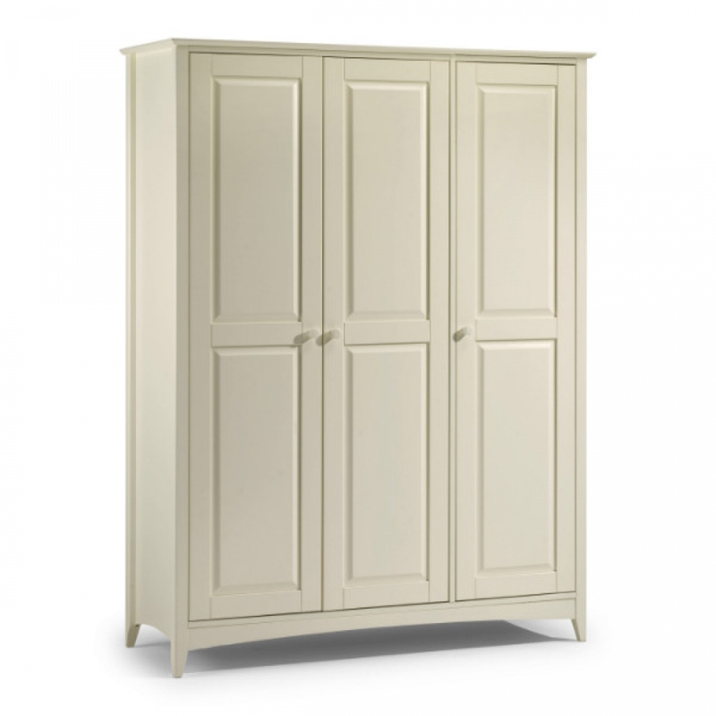 Julian Bowen Cameo 3 door wardrobe cameo triple wardrobe