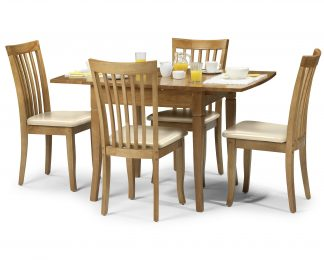 Julian Bowen Newbury dining set