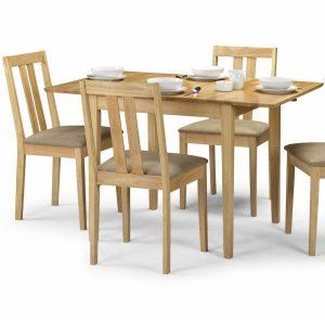 Julian Bowen Rufford dining set