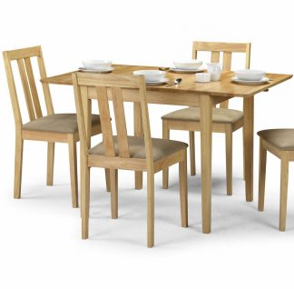 Julian Bowen Rufford dining set