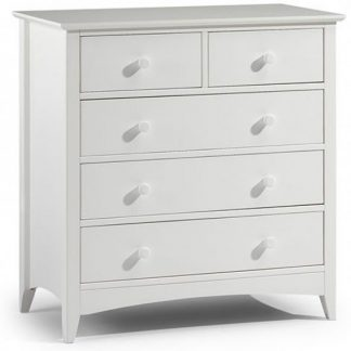 cameo 3+2 drawer chest from Julian Bowen