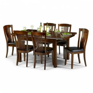 Julian Bowen Canterbury dining set