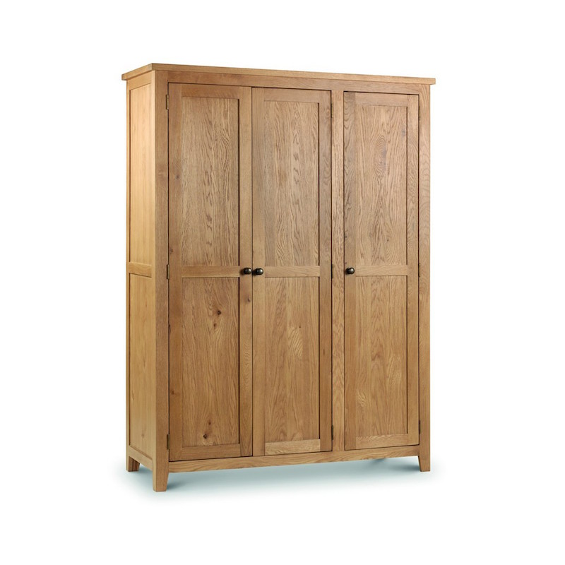 Julian Bowen Marlborough 3 door wardrobe