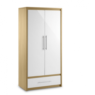 Julian Bowen 2 door combi wardrobe