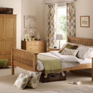 Julian Bowen Kendal Bedroom Furniture