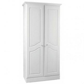 kingstown nicole 2 door wardrobe