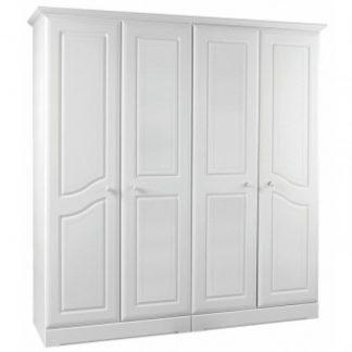 kingstown nicole 4 door wardrobe