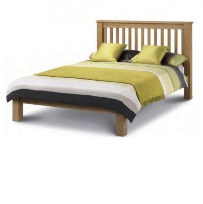julian bowen amsterdam bed lfe - low foot end bed