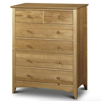 Julian Bowen 4+2 drawer chest