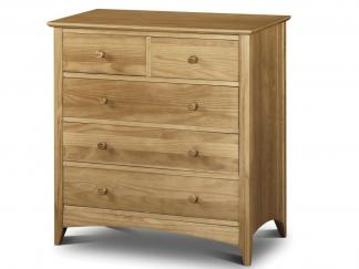 Julian Bowen Kendal 5 drawer chest