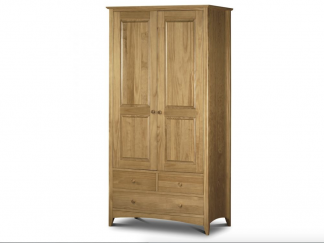 Julian Bowen Kendal combination wardrobe