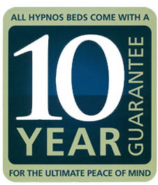Hypnos beds guarantee