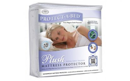 Plush Mattress protector