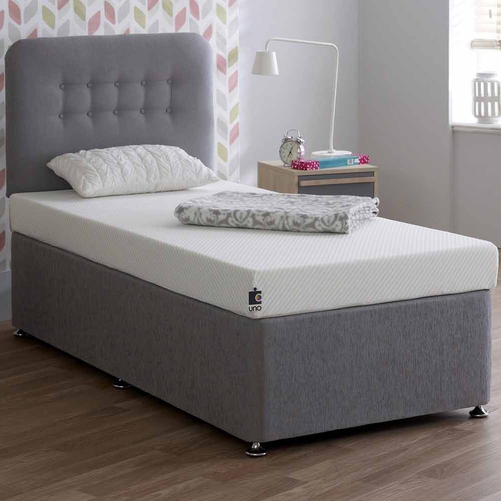 Breasley uno junior mattress free delivery in 2 3 days for Junior divan bed