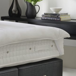 Hypnos wool mattress topper