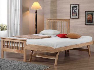 flibtshire pentre guest bed in oak