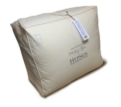 Hypnos wool mattress topper delivery