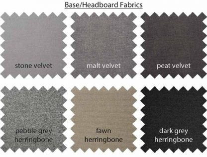 sealy colour swatch oct 2018