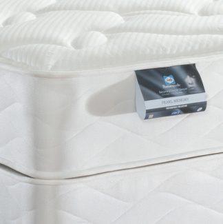 sealy pearl memory mattress
