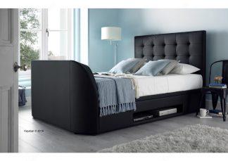 Kaydian Barnard TV Ottoman Bed