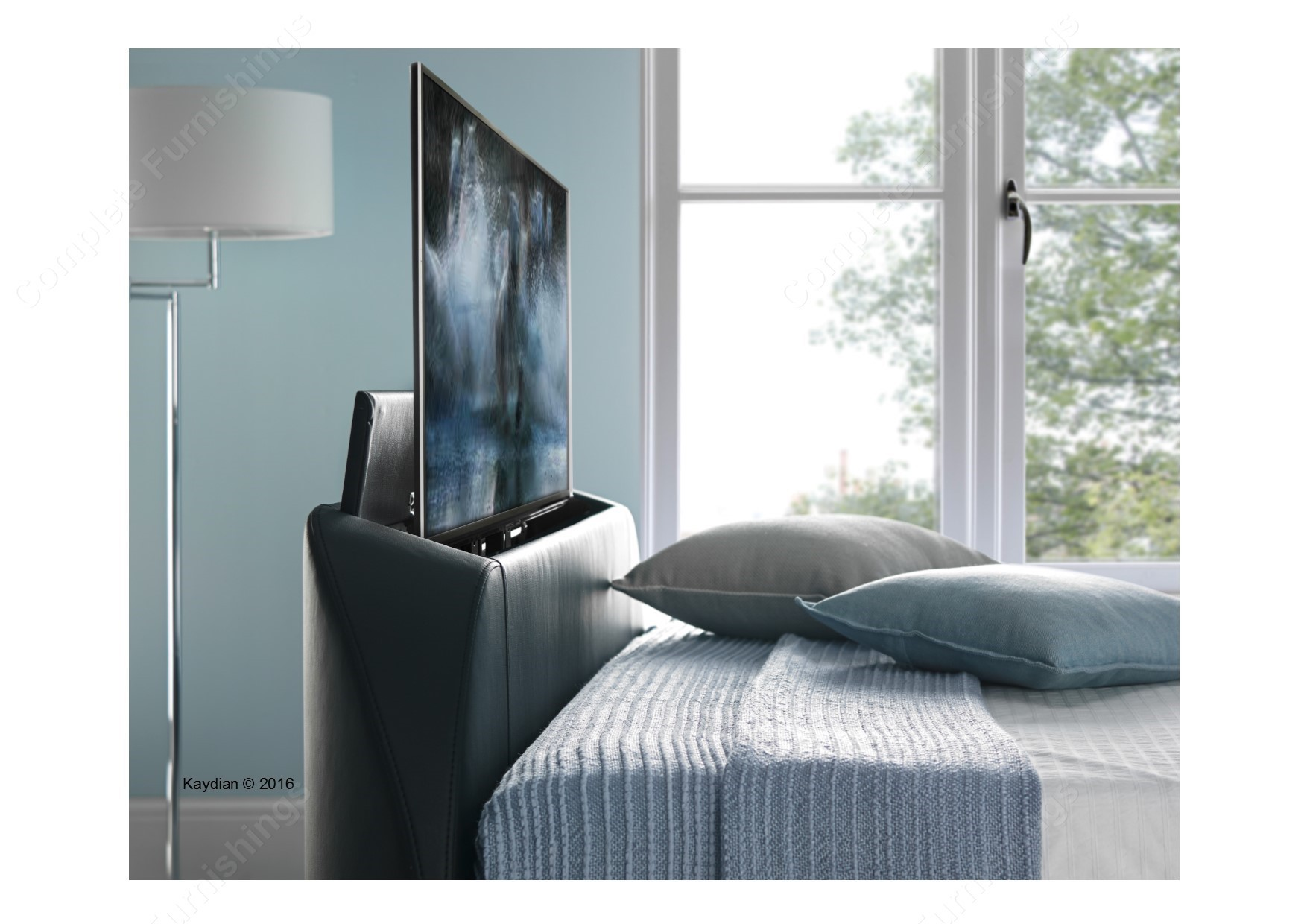 Kaydian Barnard Tv Ottoman Bed Free Delivery Best