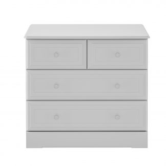 Kingstown Nicole grey 2+2 drawer chest