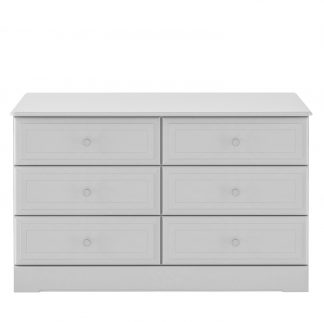 Kingstown Nicole grey 4+2 drawer chest