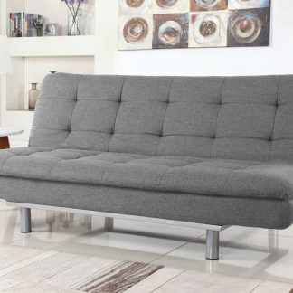 Sweet Dreams Columbus sofa bed grey