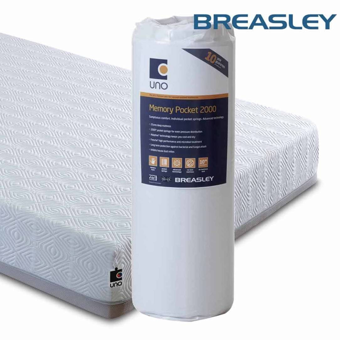 Breasley Valuepac pillow | £14.99