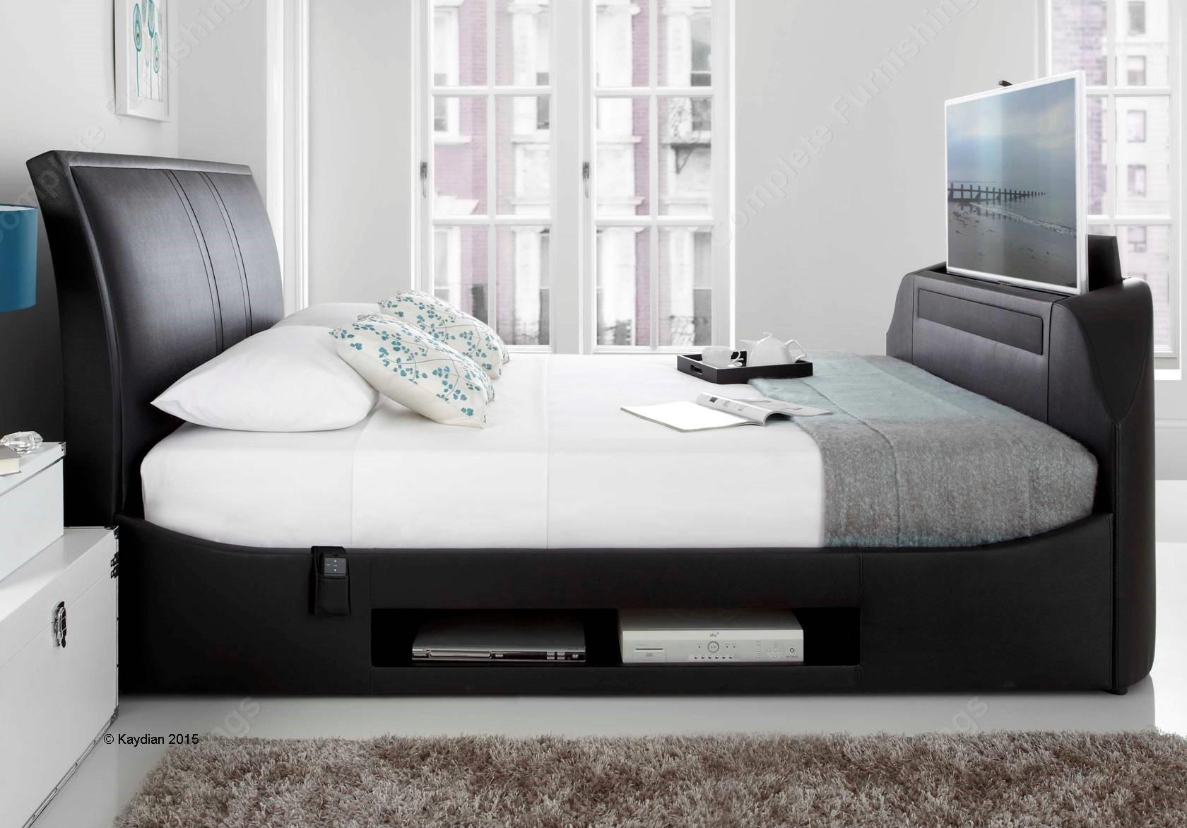 Maximus Media Bed