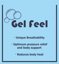 Gel feel logo
