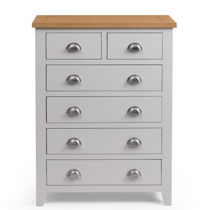 Richmond 4+2 Drawer Chest Front View
