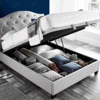 kaydian lindisfarne ottoman bed