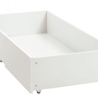 ashby white underbed drawer
