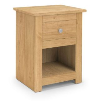 Radley Pine 1 drawer bedside